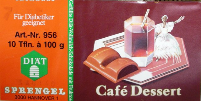 sprengel schokolade